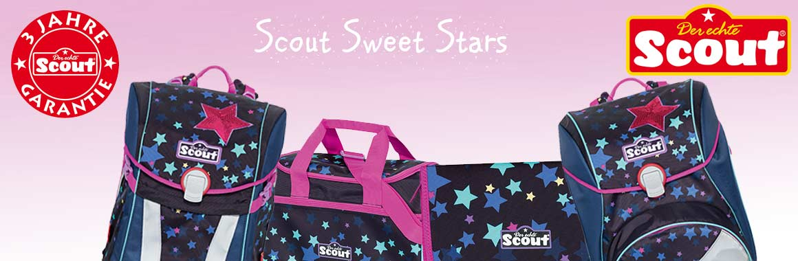 Scout Sweet Stars
