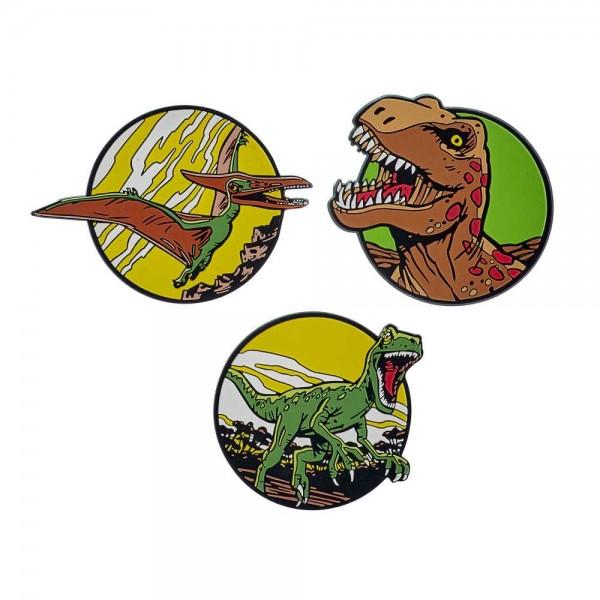 Scout Funny Snaps 3er-Set Green Rex