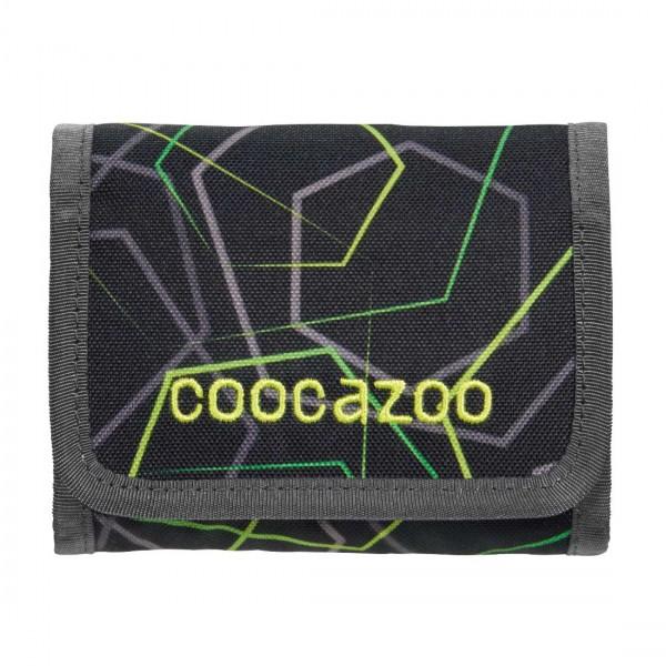 Coocazoo Geldbörse Cash Dash Laserbeam Black