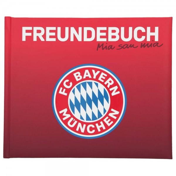 "Freundebuch FC Bayern München ""Mia san mia"""