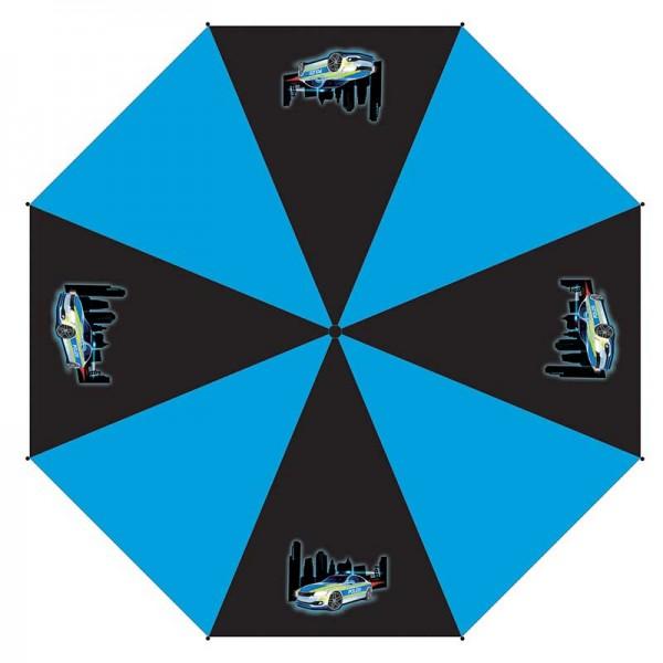 McNeill Regenschirm Polizei