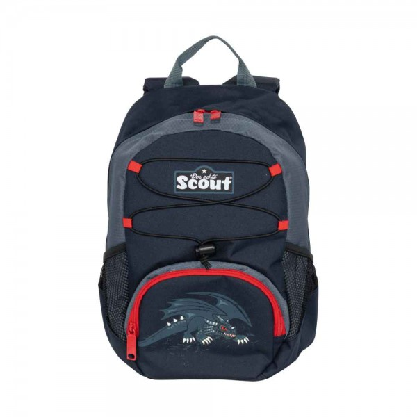 Scout Kindergarten Rucksack VI Black Dragon