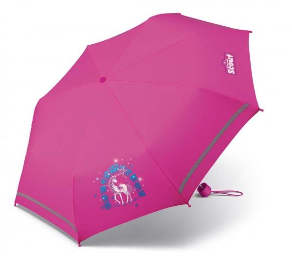 Scout Regenschirm Lilac Unicorn