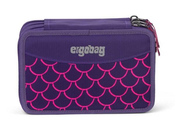 Ergobag 3-fach Maxi Federmäppchen PerlentauchBär