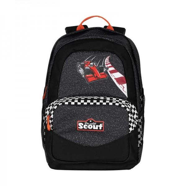 Scout Rucksack X Motiv Red Racer