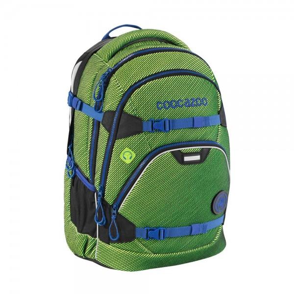 Coocazoo Schulrucksack ScaleRale FreakaSneaka Chameleon Green