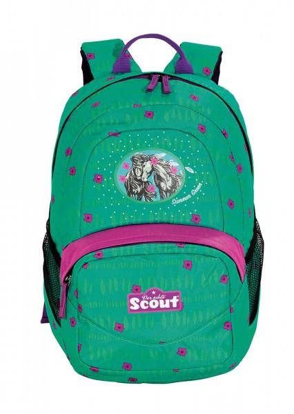 Scout Rucksack X Motiv Summer Green