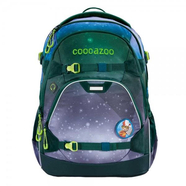 Coocazoo Schulrucksack ScaleRale Ocean Emotion Galaxy Blue
