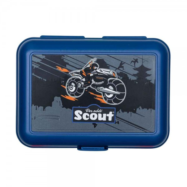 Scout Ess Box Brotdose Dark Ninja