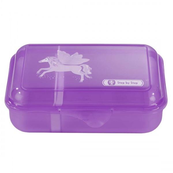 Step by Step Lunchbox Brotzeitbox Fantasy Pegasus