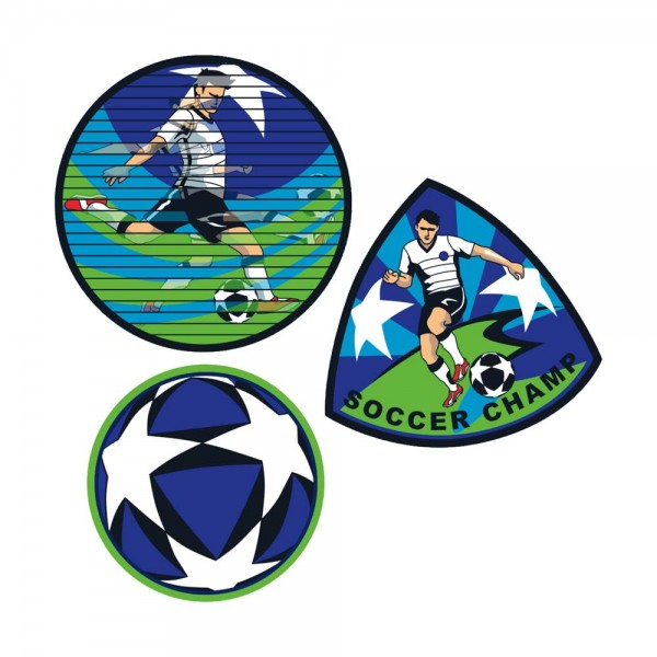 Scout Funny Snaps Flying Soccer