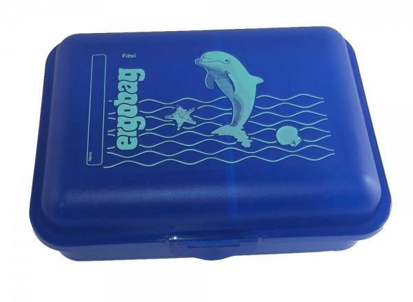 Ergobag Brotdose Lunchbox BlubbBär