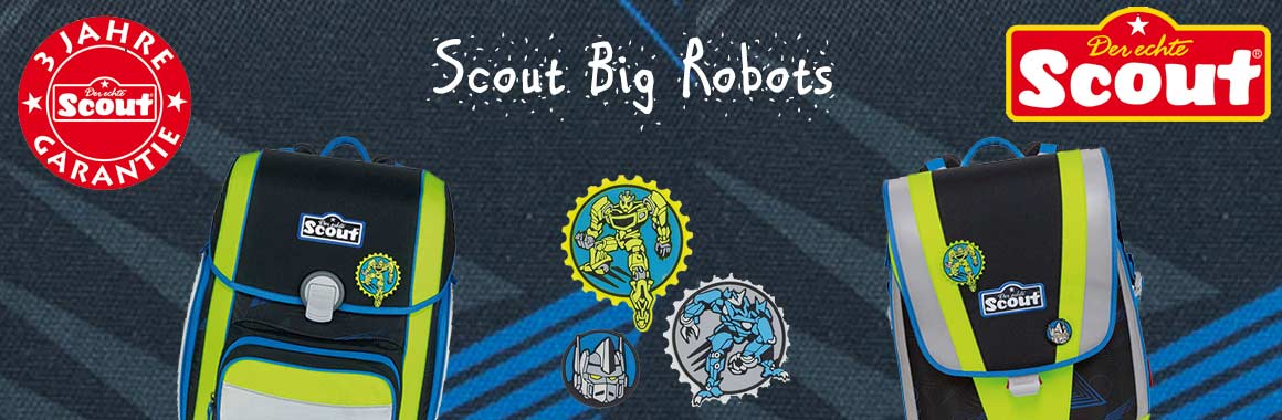 Scout Big Robots