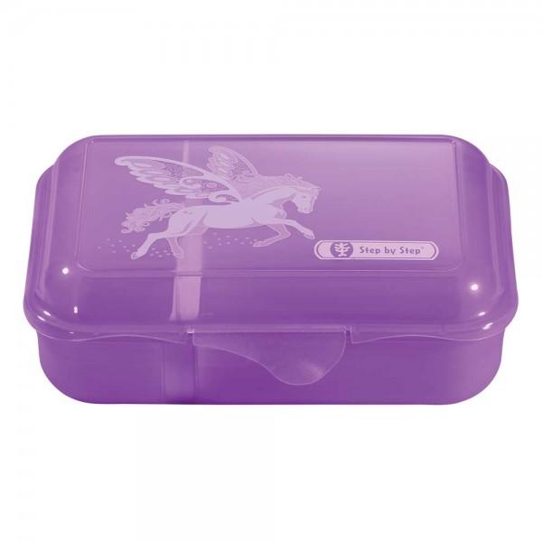Step by Step Lunchbox Brotzeitbox Dreamy Pegasus