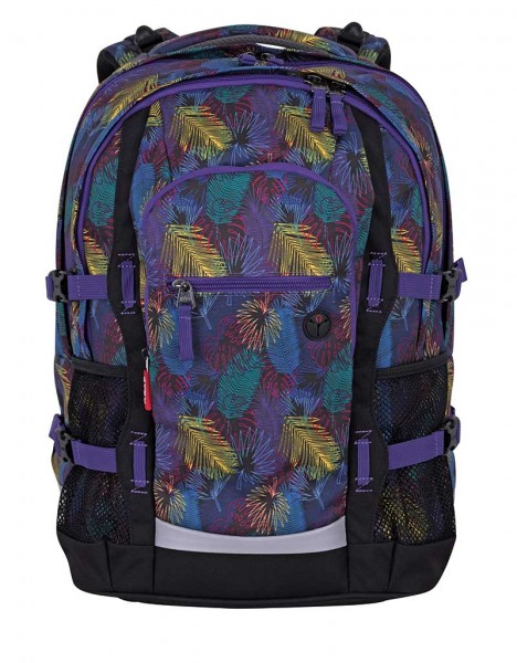 4YOU Schulrucksack Jampac Motiv Jungle