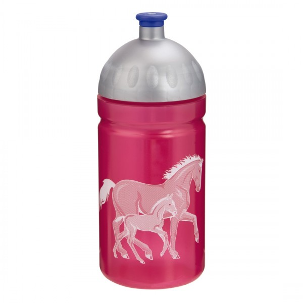 Step by Step Trinkflasche Lucky Horses
