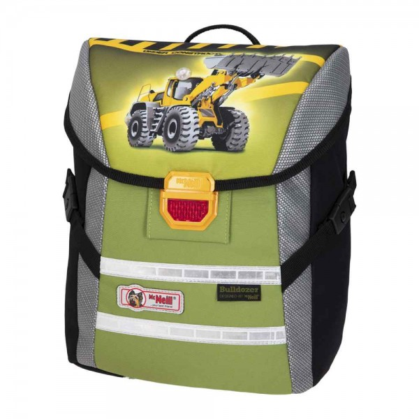 McNeill Mini Move Kindergartenrucksack Bulldozer