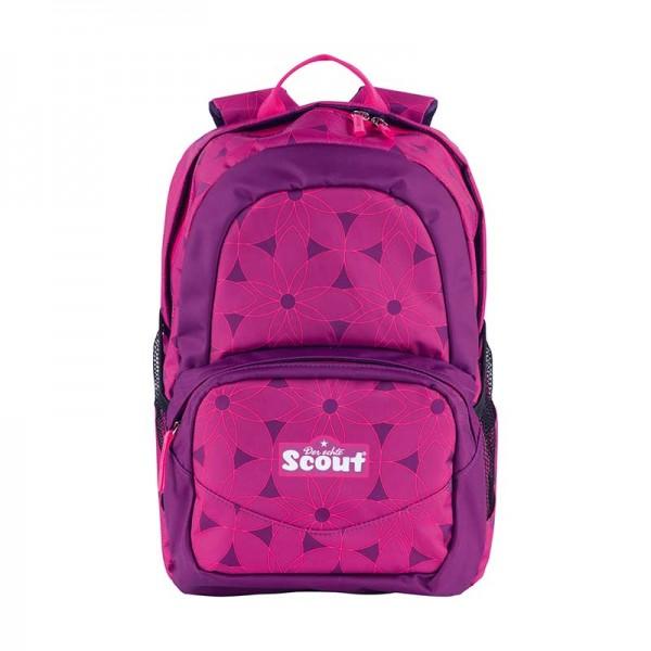 Scout Rucksack X Motiv Pink Flowers