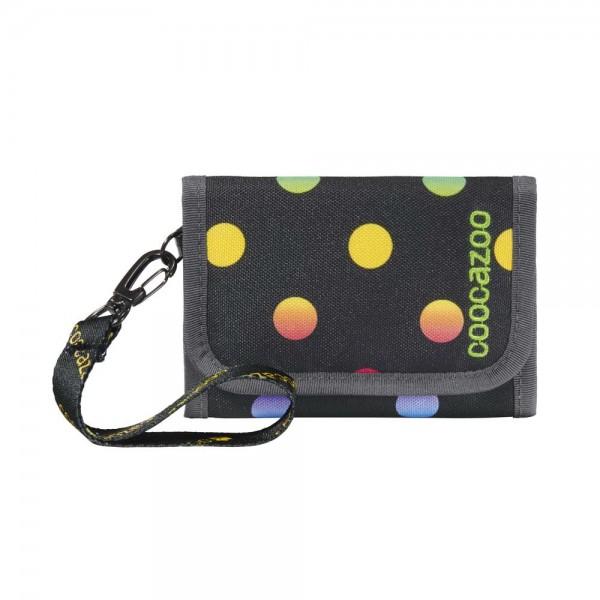 Coocazoo Geldbörse AnyPenny Magic Polka Colorful