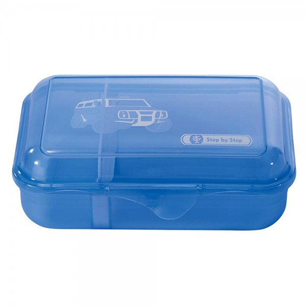 Step by Step Lunchbox Brotzeitbox City Cops