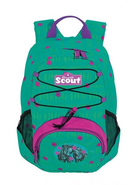 Scout Vorschul-Rucksack VI Summer Green