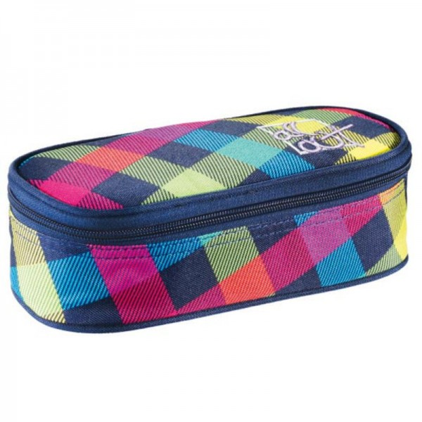 All Out Schlampermäppchen Sherwood Rainbow Check