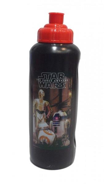 """Scooli Trinkflasche """"Star Wars"""" schwarz"""