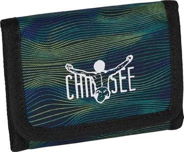 Chiemsee Geldbörse Wallet Line Dance Blue