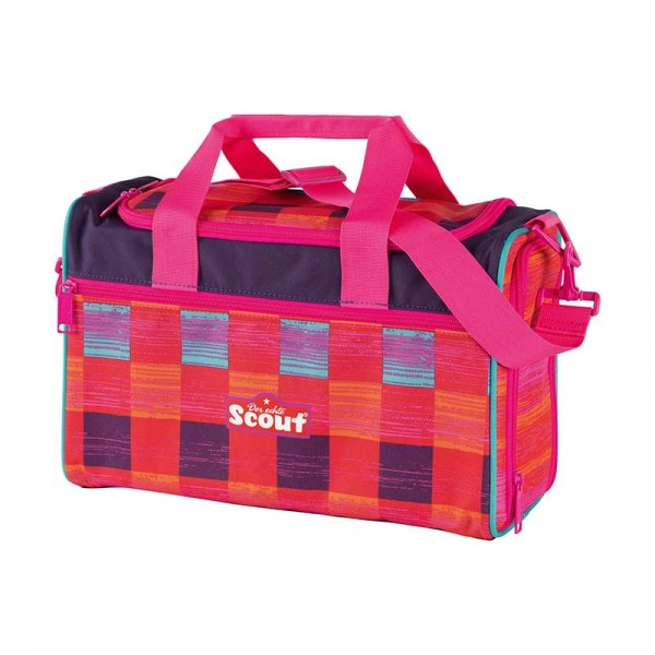 Scout Sporttasche Pink Rainbow