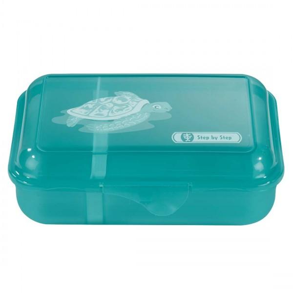 Step by Step Lunchbox Brotzeitbox Happy Turtle