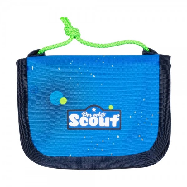 Scout Brustbeutel Blue Space