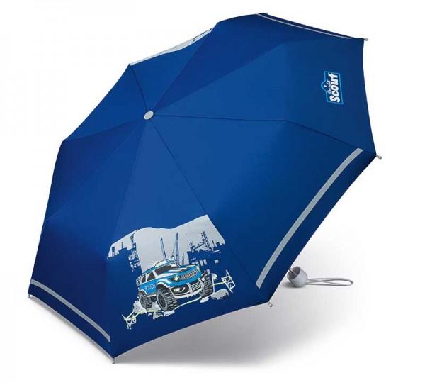 Scout Regenschirm Big Foot Polizei