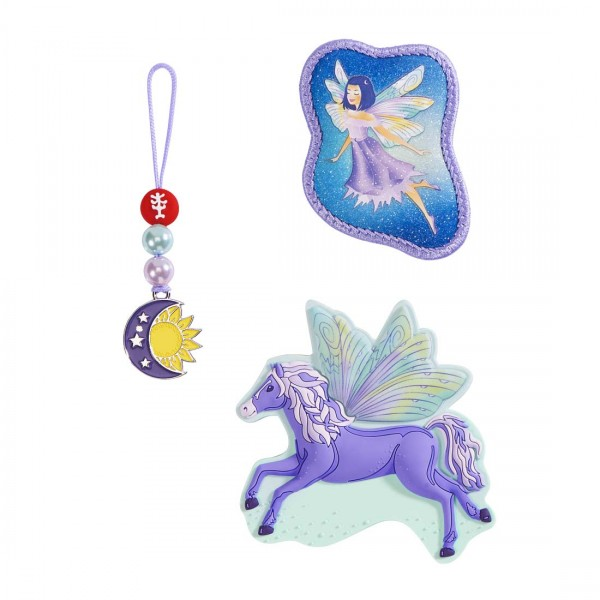 Step by Step Magic Mags Fantasy Pegasus