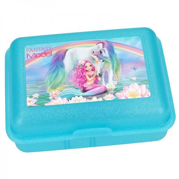 Lunchbox FANTASY Model Meerjungfrau mit Einhorn