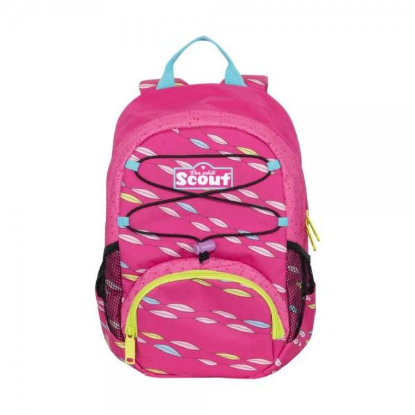 Scout Kindergarten Rucksack VI Pink Butterfly