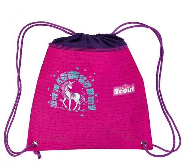 Scout Sportbeutel Lilac Unicorn