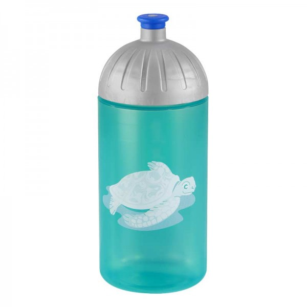 Step by Step Trinkflasche Happy Turtle