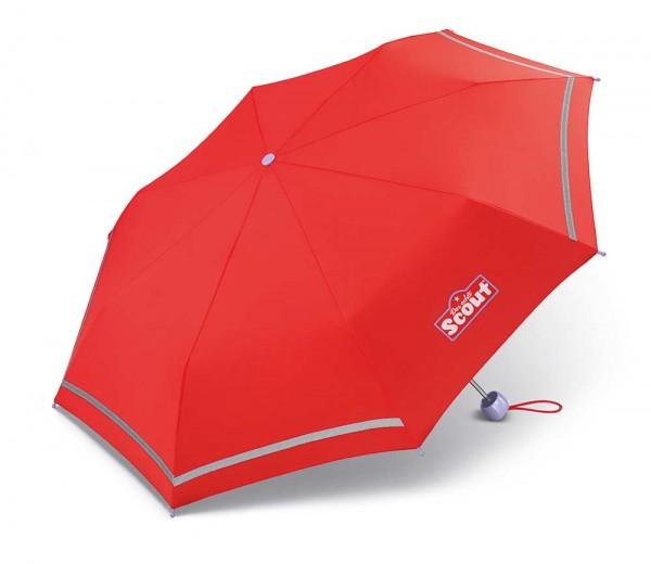 Scout Regenschirm Basic Red