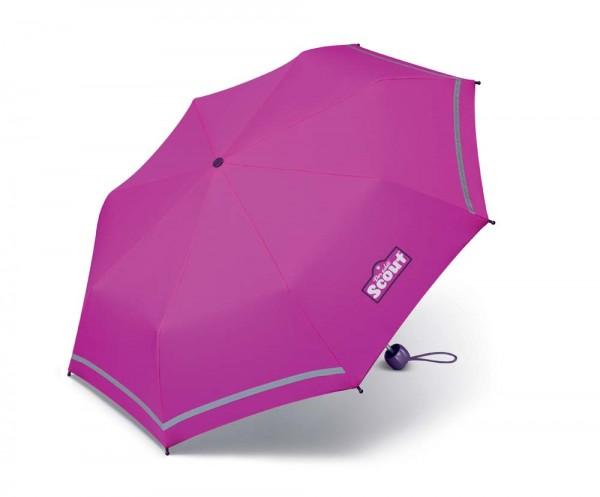 Scout Regenschirm Basic Dark Pink