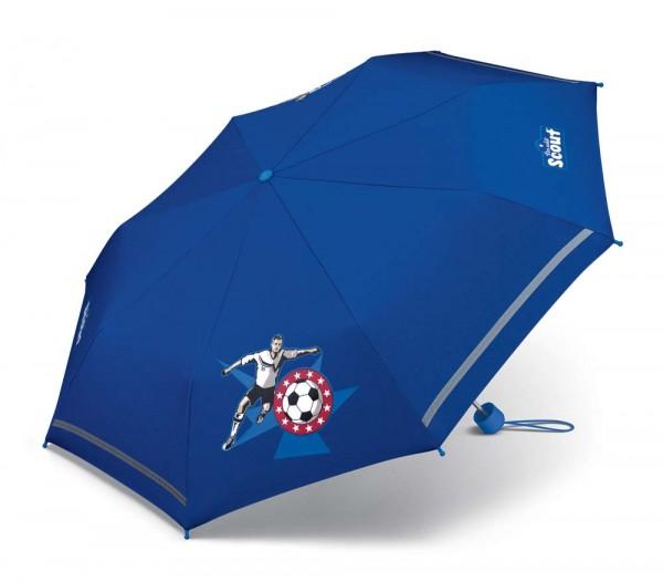 Scout Regenschirm Fußballstar