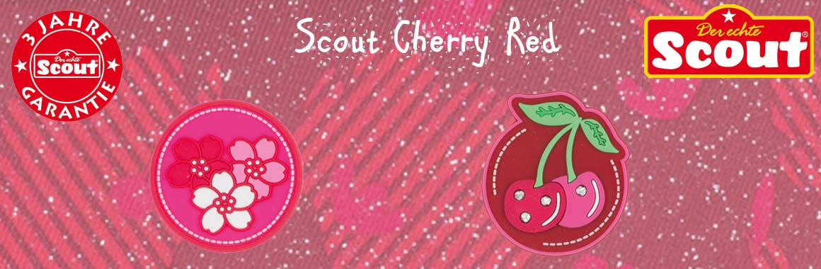 Scout Cherry Red