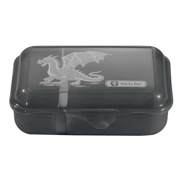 Step by Step Lunchbox Brotzeitbox Dragon Drako