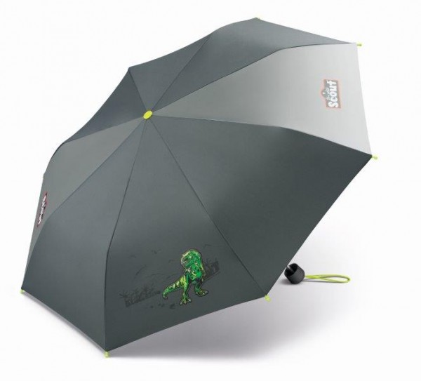 Scout Regenschirm Green Dino T-Rex