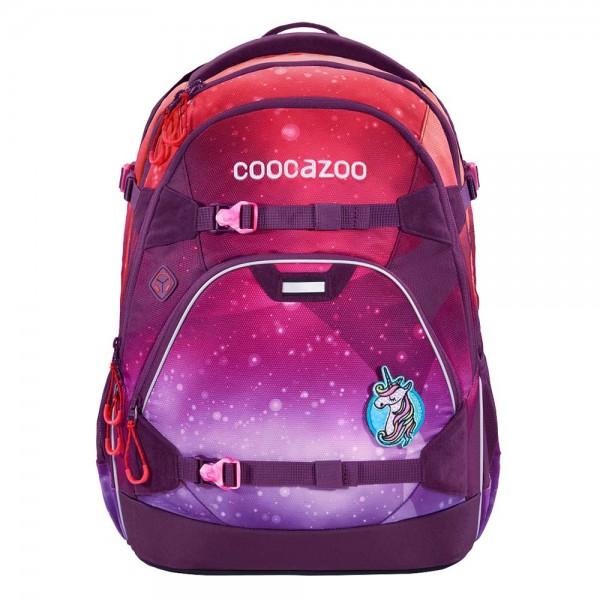 Coocazoo Schulrucksack ScaleRale Ocean Emotion Galaxy Pink