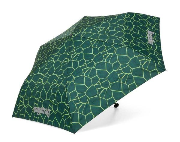 Ergobag Kinder Regenschirm BärRex mit Reflektor