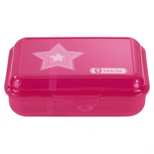 Step by Step Lunchbox Brotzeitbox Glamour Star