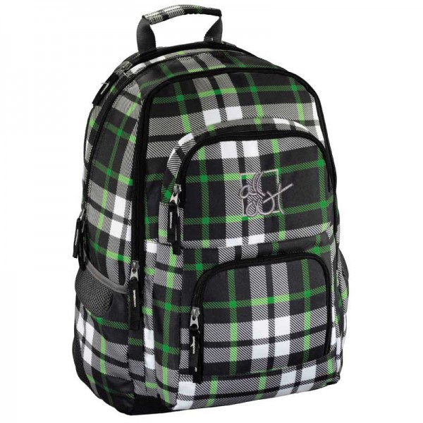 All Out Rucksack, Schulrucksack Louth Forest Check
