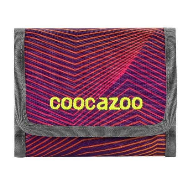 Coocazoo Geldbörse Cash Dash Soniclights Purple