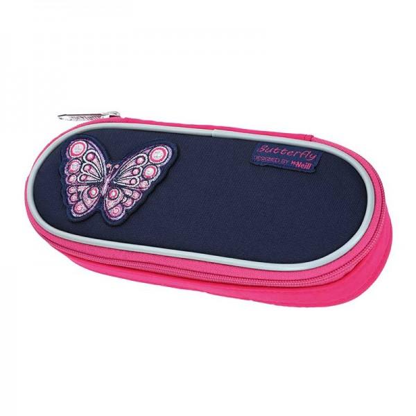 McNeill Schlampermäppchen Etuibox Butterfly