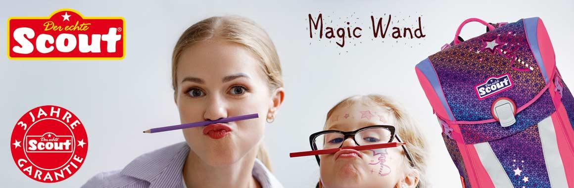 Scout Magic Wand